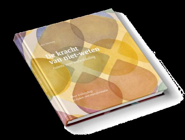 louis steeman de kracht van niet-weten 650 px Book Mockup